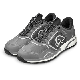 Giesswein Wool Cross X Zapatillas Hombre, gris/blanco